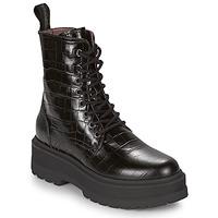 Παπούτσια Γυναίκα Μπότες NeroGiardini CATALONIO Black