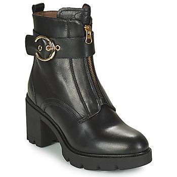Παπούτσια Γυναίκα Μποτίνια NeroGiardini CELERO Black