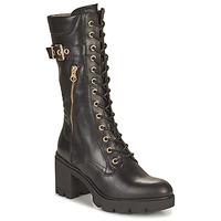 Παπούτσια Γυναίκα Μπότες για την πόλη NeroGiardini CHAMPIGNO Black
