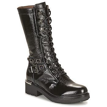 Παπούτσια Γυναίκα Μπότες για την πόλη NeroGiardini COURGO Black