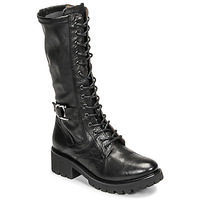Παπούτσια Γυναίκα Μπότες για την πόλη NeroGiardini CRESSONO Black