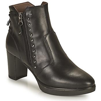 Παπούτσια Γυναίκα Μποτίνια NeroGiardini DACHINO Black