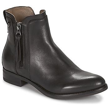 Παπούτσια Γυναίκα Μπότες NeroGiardini ECHALOTO Black