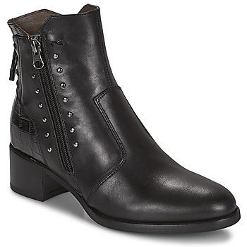 Παπούτσια Γυναίκα Μποτίνια NeroGiardini ENDIVO Black
