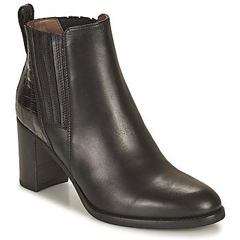 Παπούτσια Γυναίκα Μποτίνια NeroGiardini FENOUILO Black