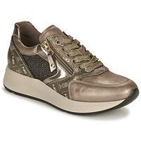 Παπούτσια Γυναίκα Χαμηλά Sneakers NeroGiardini GIROMONO Gold