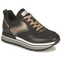 Παπούτσια Γυναίκα Χαμηλά Sneakers NeroGiardini LAITUO Black