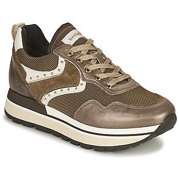 Παπούτσια Γυναίκα Χαμηλά Sneakers NeroGiardini LENTILLO Brown