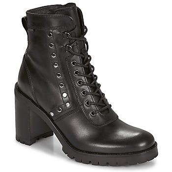 Παπούτσια Γυναίκα Μποτίνια NeroGiardini MAISO Black