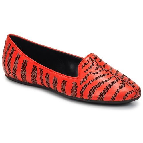 Παπούτσια Γυναίκα Μοκασσίνια Roberto Cavalli TPS648 Red