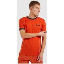 Υφασμάτινα Άνδρας T-shirt με κοντά μανίκια Ellesse CAMISETA HOMBRE  SHI11287 Orange