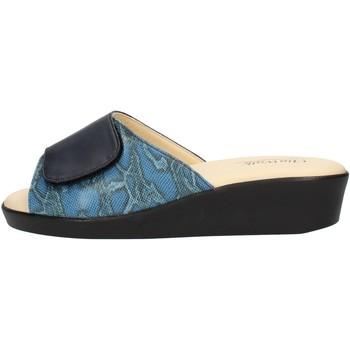 Παπούτσια Γυναίκα Τσόκαρα Clia Walk COMFORT310 Blue