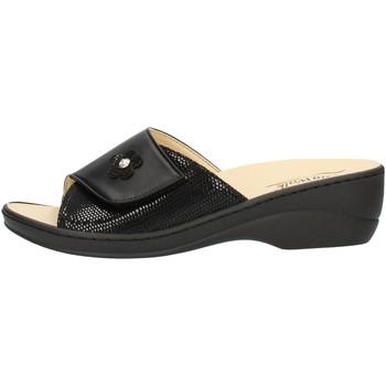 Παπούτσια Γυναίκα Τσόκαρα Clia Walk ESTRAIBILE496 Black