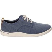 Παπούτσια Άνδρας Sneakers Clarks 132276 Μπλε