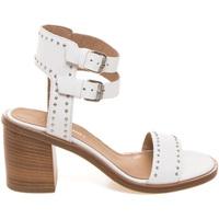 Παπούτσια Γυναίκα Σανδάλια / Πέδιλα Janet&Janet 43603 λευκό