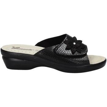 Παπούτσια Γυναίκα Τσόκαρα Susimoda 1699 Μαύρος