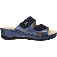 Παπούτσια Γυναίκα Σανδάλια / Πέδιλα Susimoda 1788 Μπλε