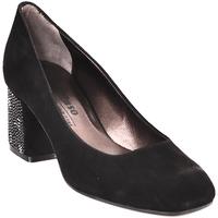 Παπούτσια Γυναίκα Γόβες Melluso D5134E Μαύρος