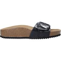 Παπούτσια Γυναίκα Σανδάλια / Πέδιλα Valleverde G51574 Μαύρος