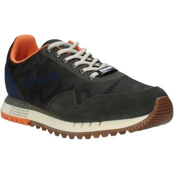 Παπούτσια Άνδρας Χαμηλά Sneakers Blauer S1DENVER06/CAS Πράσινος