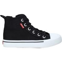 Παπούτσια Παιδί Ψηλά Sneakers Levi's VORI0014T Μαύρος