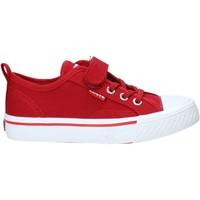 Παπούτσια Παιδί Χαμηλά Sneakers Levi's VORI0005T το κόκκινο