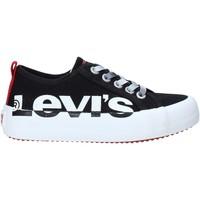 Παπούτσια Παιδί Χαμηλά Sneakers Levi's VBET0022T Μαύρος