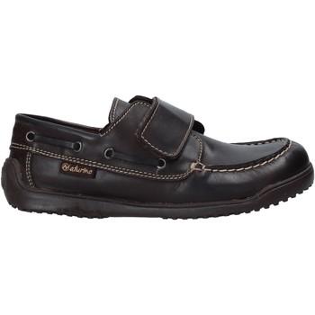 Παπούτσια Παιδί Μοκασσίνια Naturino 2013091 01 καφέ