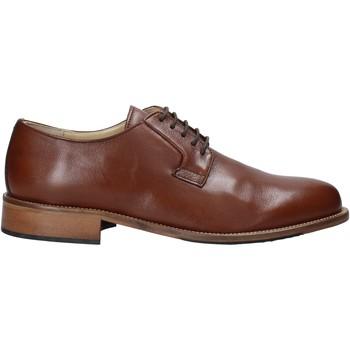 Παπούτσια Άνδρας Derby Melluso XU15740 καφέ