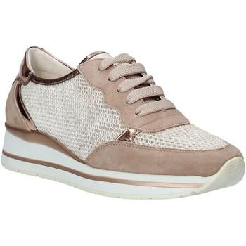 Παπούτσια Γυναίκα Χαμηλά Sneakers Melluso HR20033 Ροζ