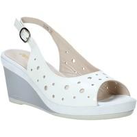 Παπούτσια Γυναίκα Σανδάλια / Πέδιλα Melluso HR70521 λευκό