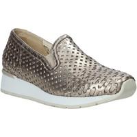 Παπούτσια Γυναίκα Slip on Melluso HR20006 Χρυσός