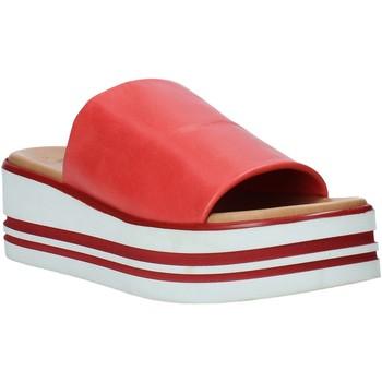 Παπούτσια Γυναίκα Τσόκαρα Melluso 09602X το κόκκινο