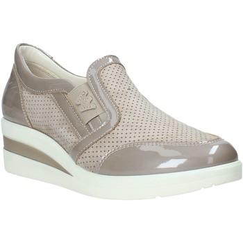 Παπούτσια Γυναίκα Slip on Melluso R2180X Μπεζ