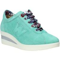 Παπούτσια Γυναίκα Χαμηλά Sneakers Melluso HR20110 Πράσινος