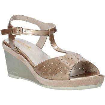 Παπούτσια Γυναίκα Σανδάλια / Πέδιλα Melluso HR70520 Χρυσός