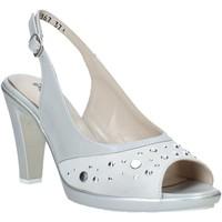 Παπούτσια Γυναίκα Σανδάλια / Πέδιλα Melluso HR50131 Γκρί