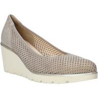 Παπούτσια Γυναίκα Μοκασσίνια Melluso HR2510 Μπεζ