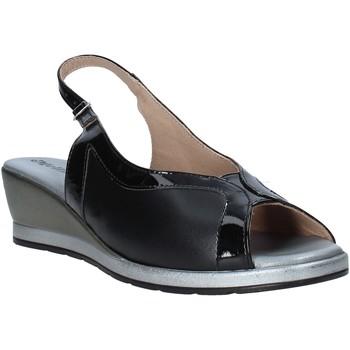 Παπούτσια Γυναίκα Σανδάλια / Πέδιλα Melluso 037110X Μαύρος