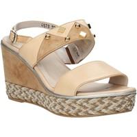 Παπούτσια Γυναίκα Σανδάλια / Πέδιλα Melluso HR70814 Ροζ