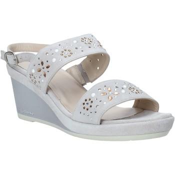 Παπούτσια Γυναίκα Σανδάλια / Πέδιλα Melluso HR70512 Γκρί