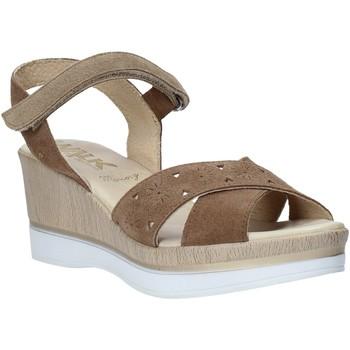 Παπούτσια Γυναίκα Σανδάλια / Πέδιλα Melluso .037064F καφέ
