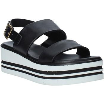 Παπούτσια Γυναίκα Σανδάλια / Πέδιλα Melluso .09604X Μαύρος