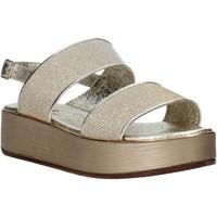 Παπούτσια Γυναίκα Σανδάλια / Πέδιλα Melluso .09620X Χρυσός