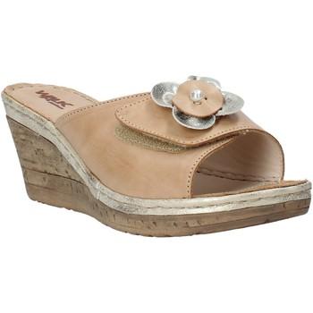 Παπούτσια Γυναίκα Τσόκαρα Melluso H019057 Μπεζ
