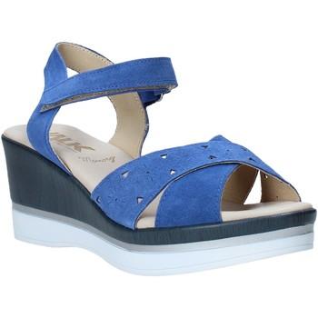 Παπούτσια Γυναίκα Σανδάλια / Πέδιλα Melluso .037064F Μπλε