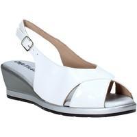 Παπούτσια Γυναίκα Σανδάλια / Πέδιλα Melluso 037084X λευκό