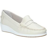 Παπούτσια Γυναίκα Μοκασσίνια Melluso 0250X Μπεζ