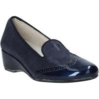 Παπούτσια Γυναίκα Μοκασσίνια Melluso H08131 Μπλε