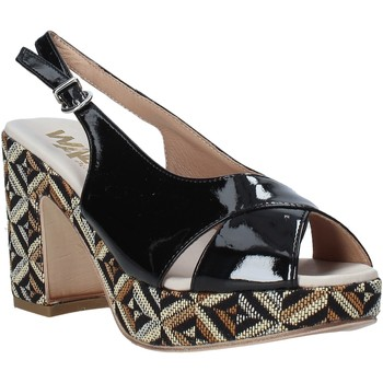 Παπούτσια Γυναίκα Σανδάλια / Πέδιλα Melluso H037080 Μαύρος